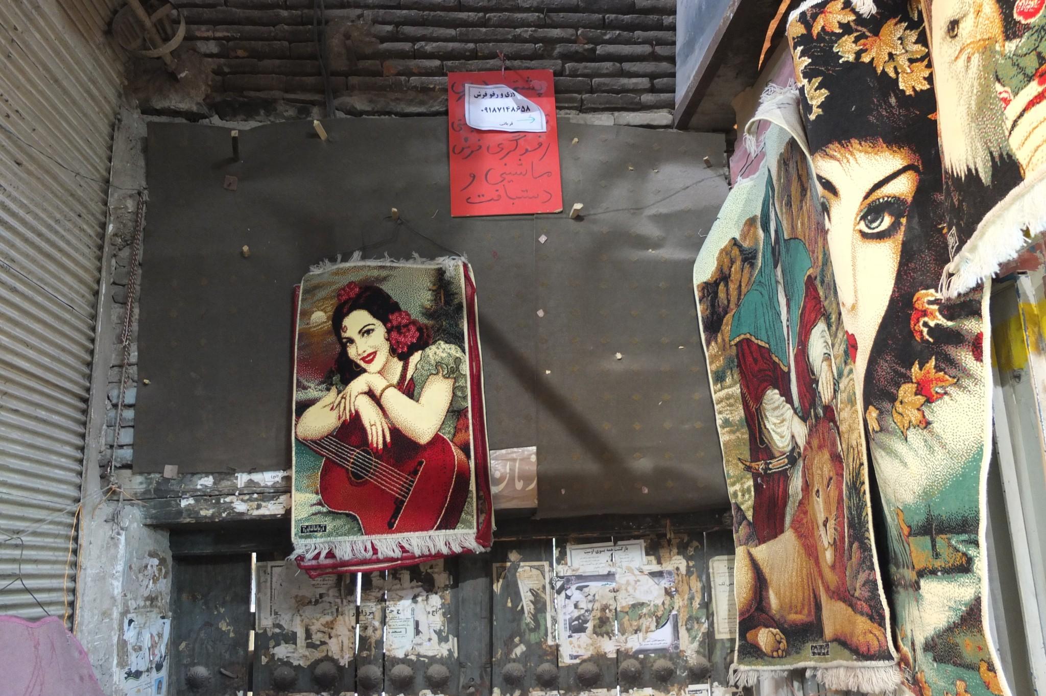 1 Woche Iran: Schönheit und Sitte